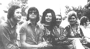 Nedžad Salković, Hašim Kučuk Hoki, Beba Selimović, Zaim Imamović i Nada Mamula
