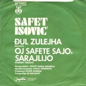 Isović-Mamula-Petković, vía Jugoton