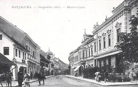 La vieja y encantadora Banja Luka