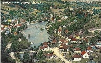 Šeher, bañado por el Vrbas