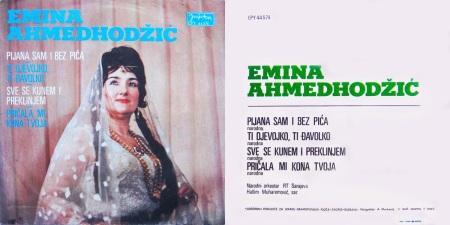 Muharemović toca para Emina