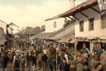 El bazar de Mustafa, el séptimo a la derecha