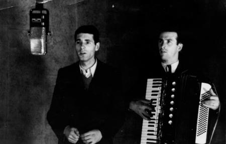 Zaim y Šerbo: amigos para siempre