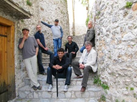 Šestić protegido por Mostar Sevdah Reunion