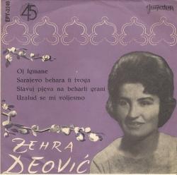 Zehra canta a Jozo Penava